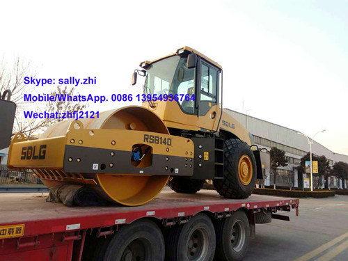 Brand New Drum Roller Compactor R8140 for Sale