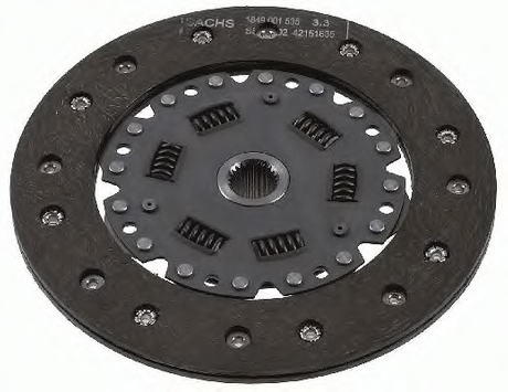 clutch plate for DAEWOO