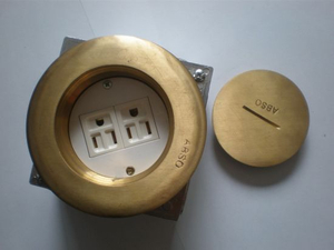 ABSO Floor Outlet Floor Socket