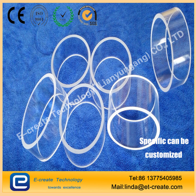 Waterproof casing, waterproof quartz casing, ultraviolet water casing