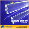 Polycrystalline silicon long crystal test with a quartz rod 10*2500mm
