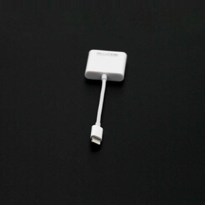 Lightning to USB Camera Adapter