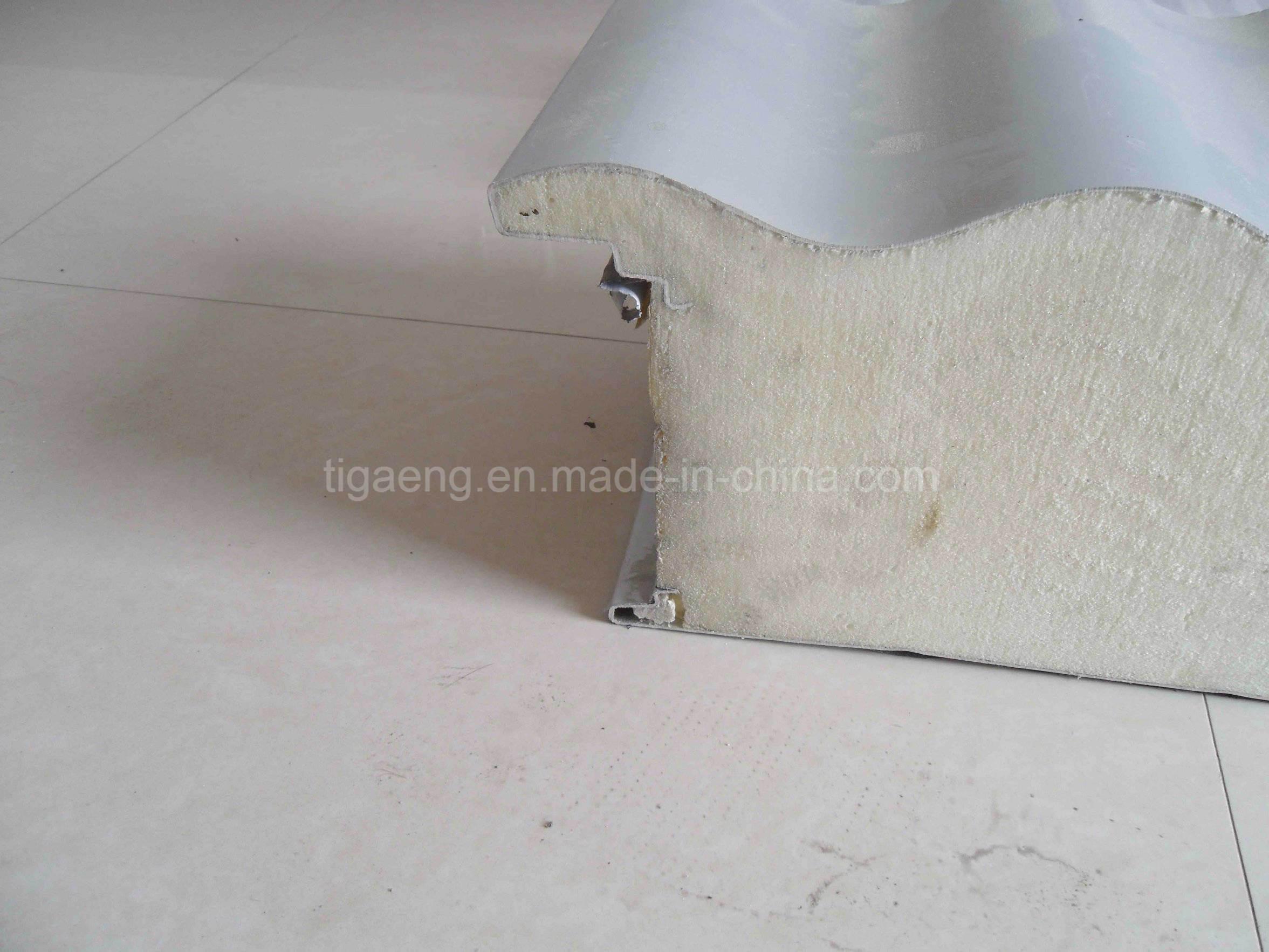 Metal Panel Material Polystyrene/PU Sandwich Panel/Roof Panel