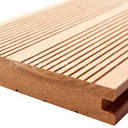 Anti UV Composite Wooden Decking Waterproof WPC Floors