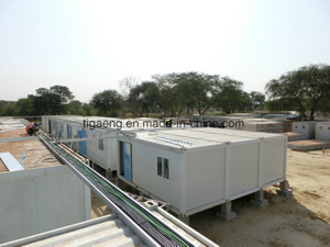 Suppliers Modern Design Prefab Modified Shipping Sea Container House for Sale