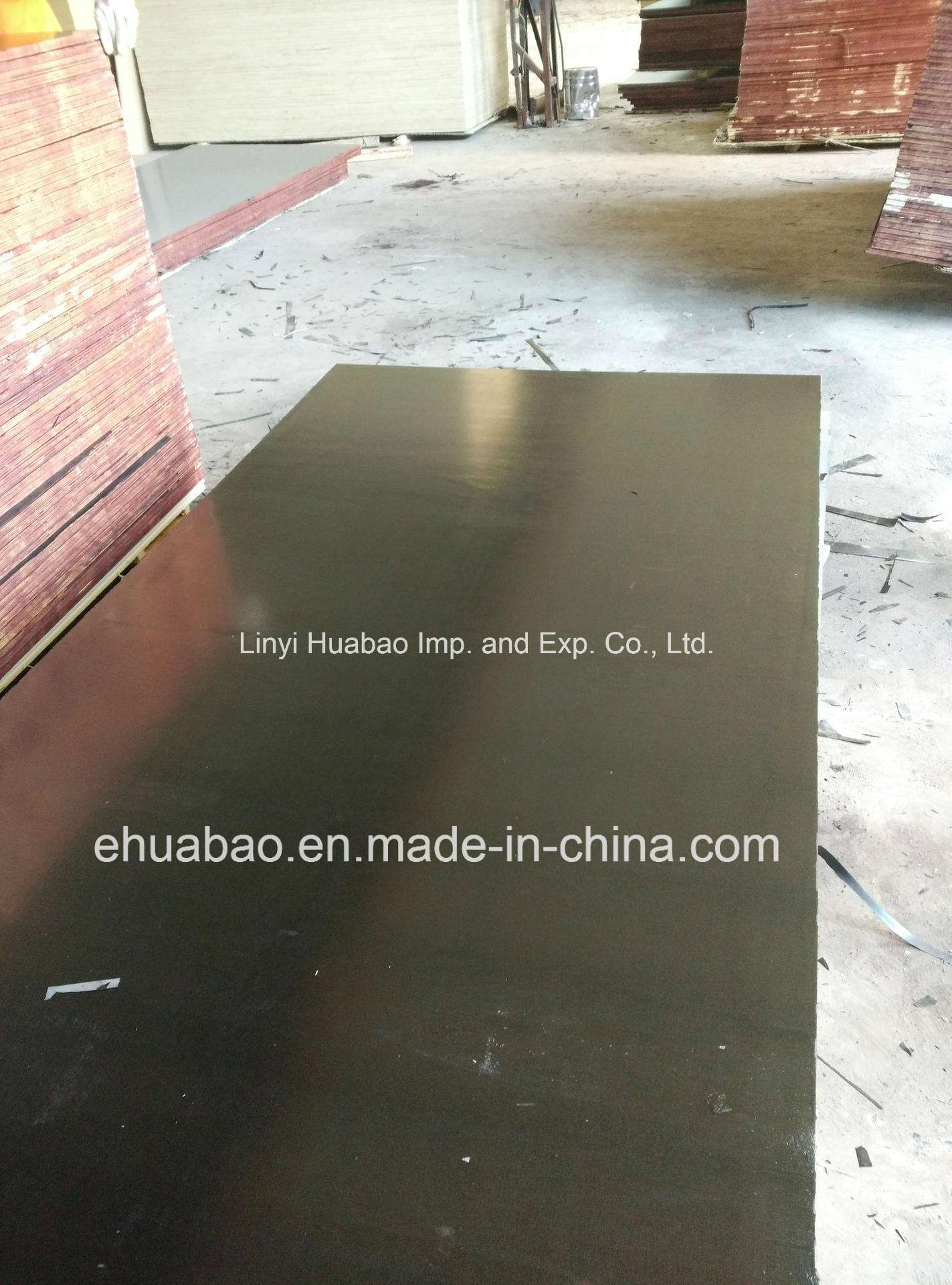Professional Supplier for The Film Faced Plywood