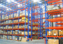 Europe Beam Light Gray Pallet Racking