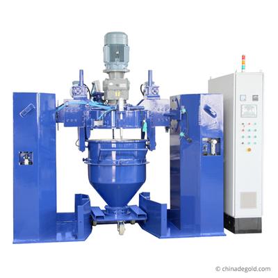 水牛闪电appCM系列300L粉末涂料生产容积式混合机