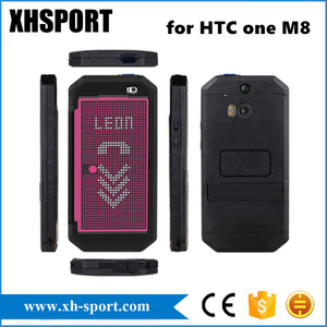 Top Sale Multicolor Manufacture Waterproof Cell Phone Case for HTC M8