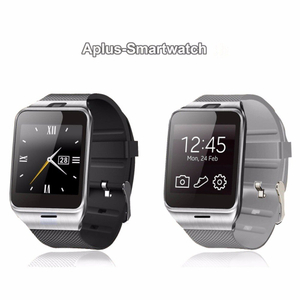 Gv18 Smart Watch Support SIM Card NFC Bluetooth Reloj Inteligente for iPhone Android Phone Smartwatch