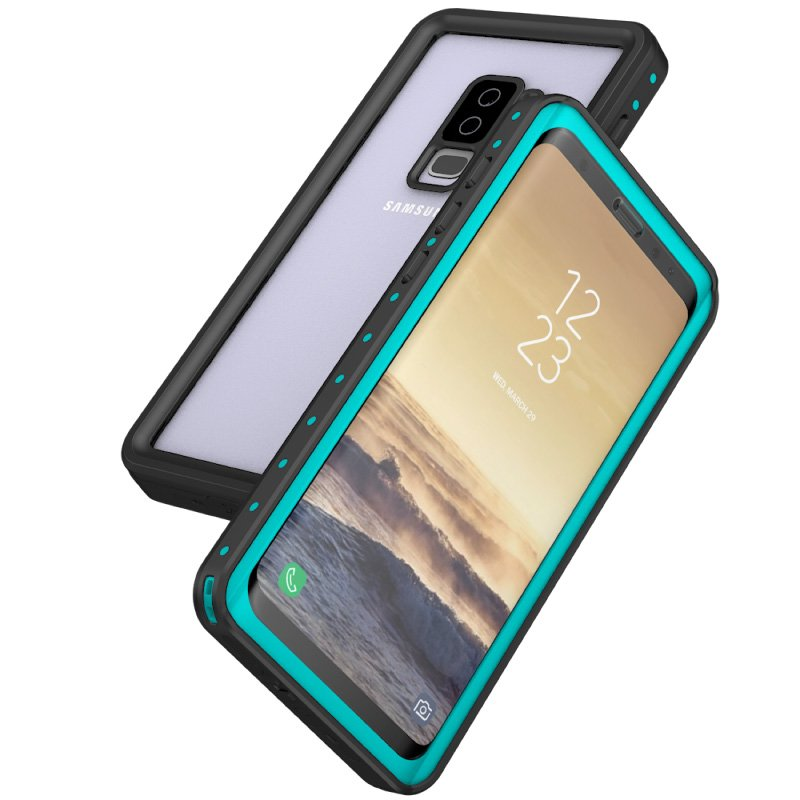 for Samsung S9 S9+ Waterproof Protective Heavy Duty Mobile Phone Case