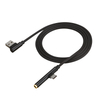 3in1 Adapter Cable USB Type-C To 3.5mm Audio Adapter Cable Type-C Sync Charging Cable Adapter