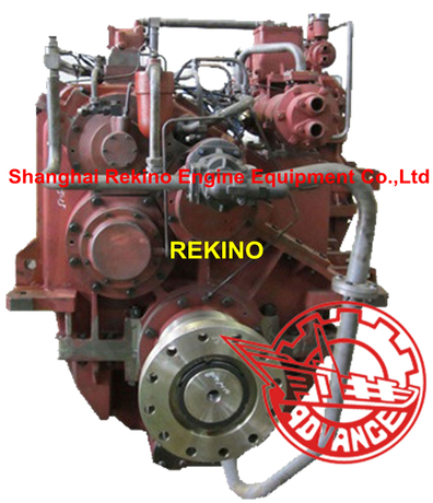 ADVANCE HCT1400 Marine gearbox