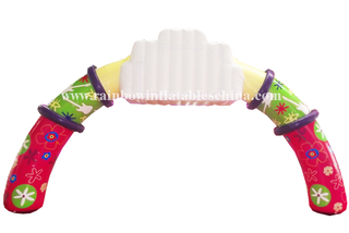 RB21003(10mW)Inflatable Welcome or Festival Arch For Commercial Activities