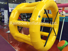 RB31045(1.8x1.8m)Inflatable Floating Water Totter/ Inflatable Wheel