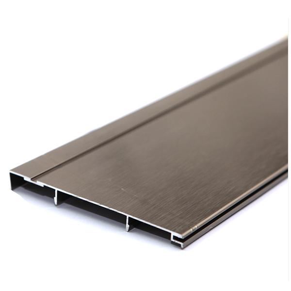 MSAS-100B铝合金踢脚线