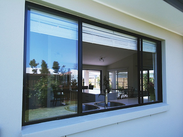 Argon gas filled insulated double glass aluminium windows for Argon gas windows