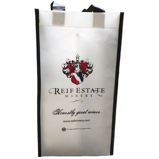 non woven bottle wine bags