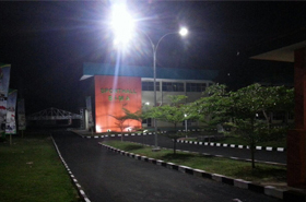 80W LED street light, road lamp, avenue project lighting, outdoor light