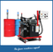 Solar water heater tank foam perfusion machine