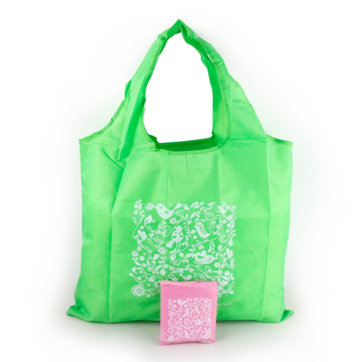 Large Portable Eco Foldable Folding Reusable Shopping Bag