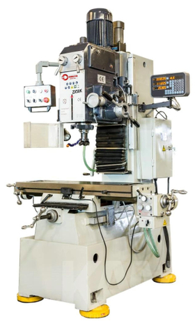 GEARED DRILLING AND MILLING MACHINE ZX50K