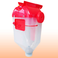 Feeder dispenser for pig 6L