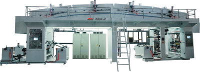 ZRGF-C high speed laminating machine