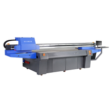 2500mm*1300mm LED UV Flatbed Printer With Ricoh GEN5 Print Heads