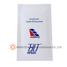 Single pack Wet Wipes/face towel