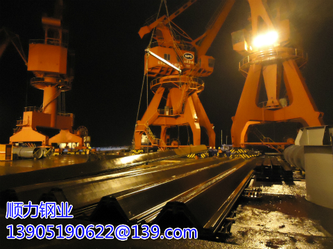 What are the problems and how to deal with the piling of steel piles