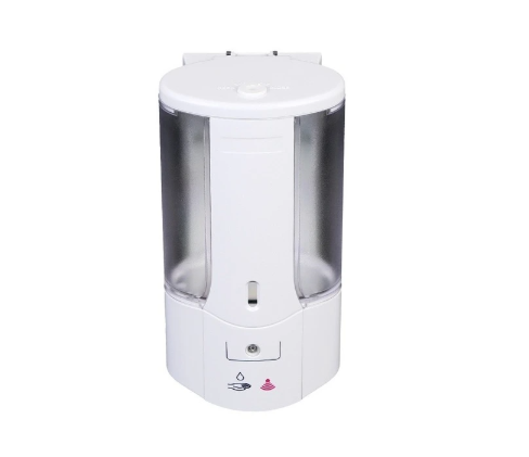 Automatic Liquid Soap Dispenser, Hand Sanitizer Dispenser, Drop/Gel with Sensor, Touchless for Office/Home/Restaurant/Hotel