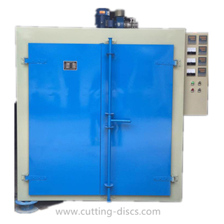 Resin grinding wheel curing furnace