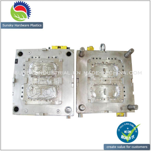 Custom Auto Parts Mold Process, Cheap Price Plastic Injection Molding