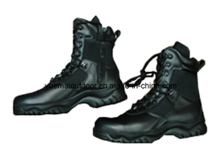 Military High Quality Black Tactical Boot