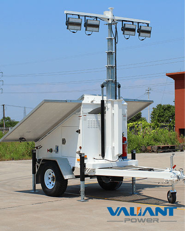 Solar Light Tower VTS900A-L