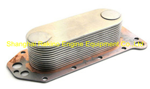 Cummins 6LT ISLE Oil cooler core 3966365 engine parts