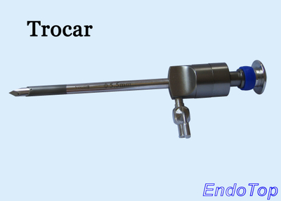 Surgical Reusable Medical Endoscopy Trocar