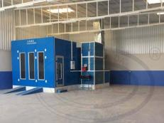 Spray Booth In Bahrain