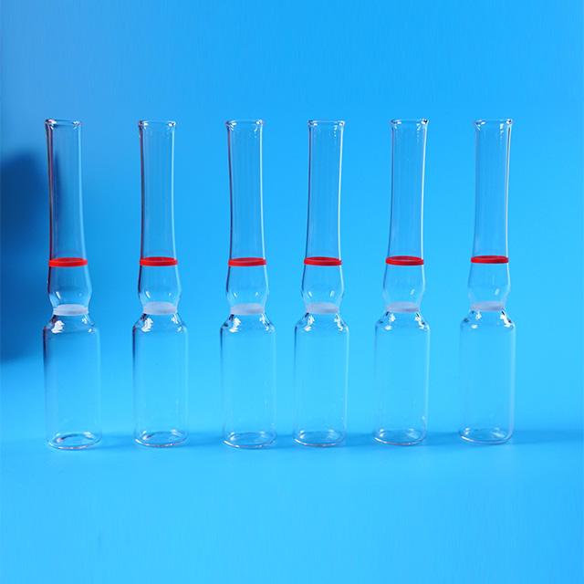 透明中硼硅安瓶