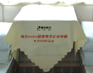 Railway Airline Bus Promotional Gift Tablecloth Seat Cover