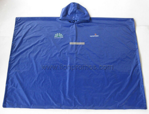 Cheap Non Disposable PVC Rain Poncho