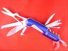Bank Credit Gift Stainless Steel Muli Functions Swiss knife