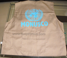 United National Monusco Jonalist Overcoat