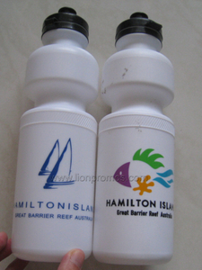 Hamilton Hotel&Resorts Plastic Sports Bottle