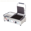 Double Commercial Grill Sandwich Maker Machine HEG-G2