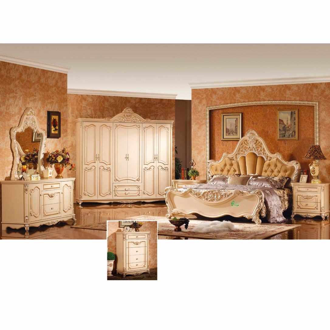 W811B Classic Bed for Classic Bedroom Furniture and Home Furniture ...