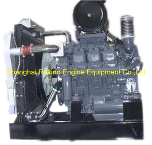 Deutz BF6M1015C-LA G2B 279KW diesel engine motor for 60HZ generator