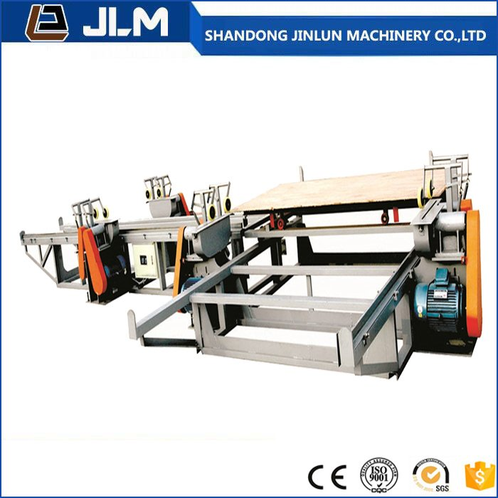 High Precision Plywood Edge Trimming Saw