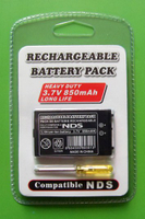 Battery for NDS